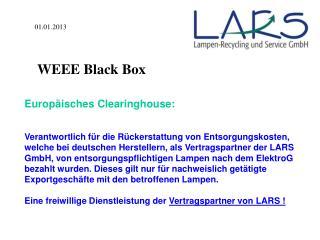 Europäisches Clearinghouse:
