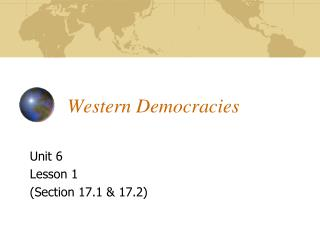 Western Democracies