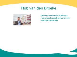 Rob van den Broeke