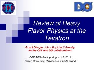 Review of Heavy Flavor Physics at the  Tevatron