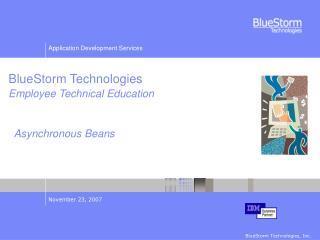 BlueStorm Technologies
