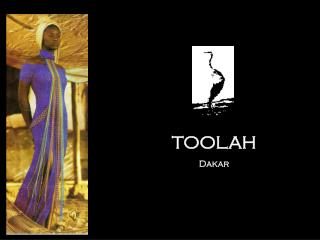 TOOLAH Dakar