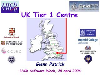 UK Tier 1 Centre