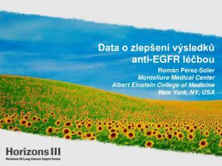 D ata o zlepšení výsledků anti-EGFR léčbou