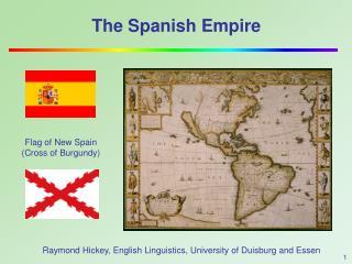 The Spanish Empire
