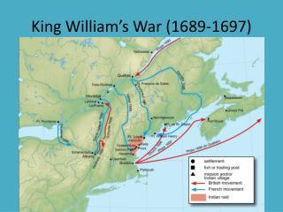 King William's War (1689-1697)