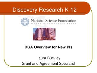Discovery Research K-12