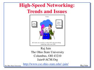 High-Speed Networking:  Trends and Issues