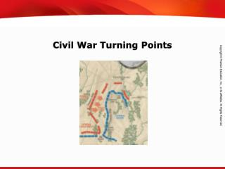Civil War Turning Points