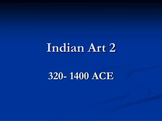 Indian Art 2