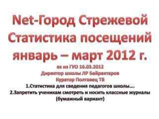 Январь - 2012