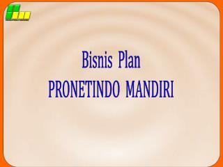PRONETINDO MANDIRI