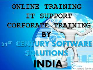Welcome To 21st Century Software Solutions