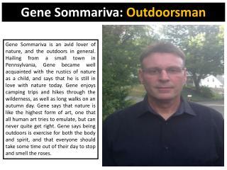 Gene Sommariva