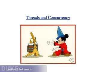 Threads and Concurrency