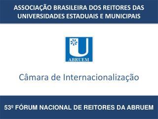 Câmara de Internacionalização