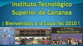 Instituto Tecnológico Superior de Cananea