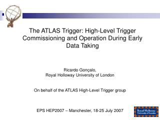 The ATLAS Trigger: High-Level Trigger Commissioning and Operation During Early Data Taking