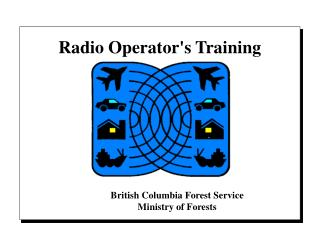 Radio Operator's Training
