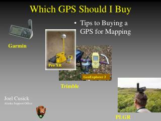 Which GPS Should I Buy