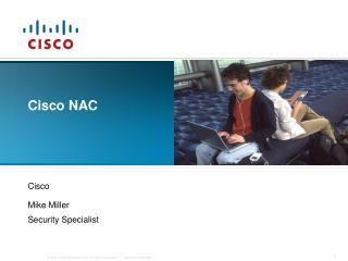 Cisco NAC