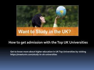 Importance of Overseas Education