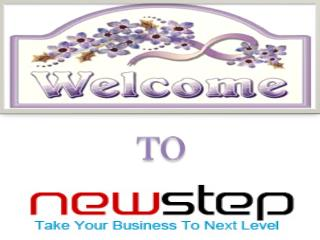 NewStep-Perfect Design for Perfect Website