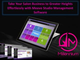 Take Your Salon Business to Greater Heights Effortlessly wit