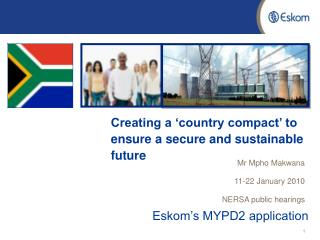 Creating a 'country compact' to ensure a secure and sustainable future