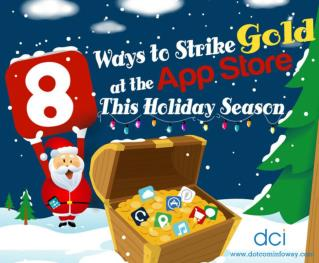 8 Ways to Strike Gold at the App Store This Holiday Season