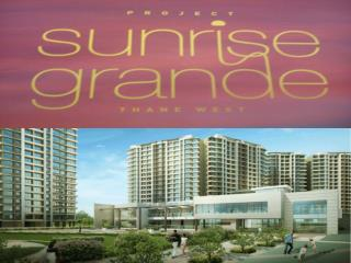 Kalpataru Sunrise Grande prelaunch 3 bhk new project at Kols