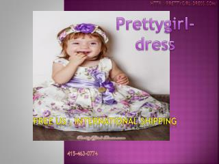 Pretty Girl Dress