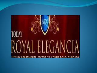 Royal Elegancia, Sector-73