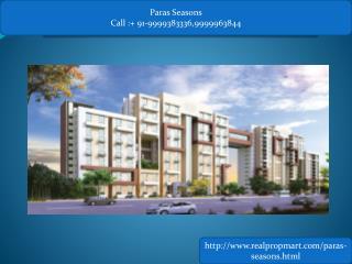 Paras Seasons Resale Apartments