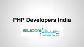 PHP Developers India