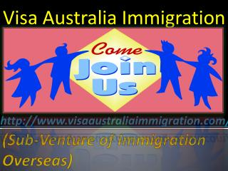 Quick Enquiry For Australia Visa By Visa Australia Immigrati
