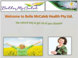 Cancer Naturopath - Belle McCaleb