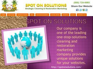 Spot On Solution