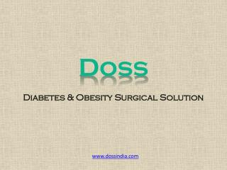 Obesity and Laparoscopic Treatment in Pune