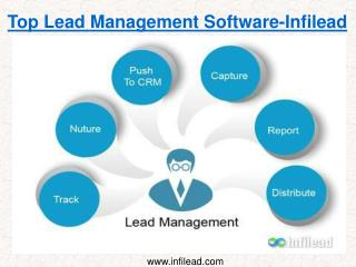 Top Lead Management Software - Infilead