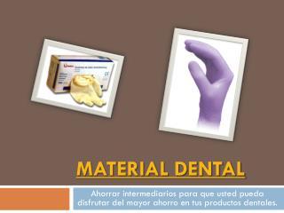 material ortodoncia
