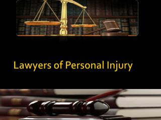 Lawyers of Personal Injury