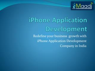 Expand Business Growth by Outsourcing iPhone App Development