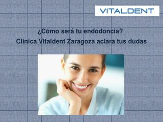 Clinicas Vitaldent Zaragoza