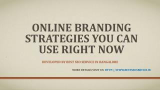 Best SEO services Bangalore