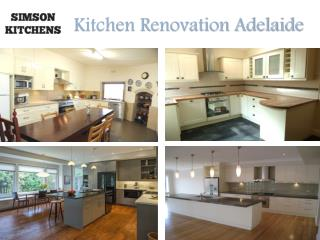 Kitchens Renovation in Adelaide