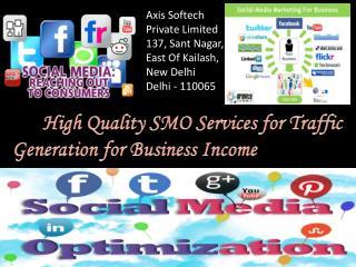 SMO Services in Delhi | SMO Company in Delhi