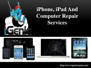iGenie Repair Services