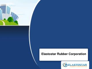 Silicone Rubber provided by Elastostar.com