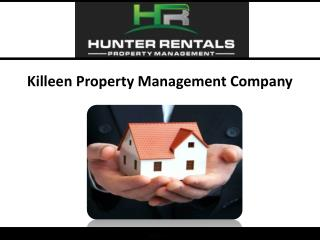 Killeen Property Management Company
